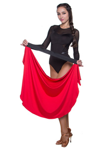 cc300fead87d Parte Inferiore Abiti Da Ballo Latino Americano - Costumeslive.com ...