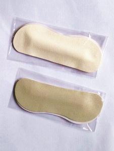 Mulheres calcanhar apertos almofadas de salto alto