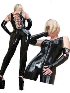 قطب رقص زي مثير زي فتاة صالون حللا النساء ملهى ليلي ملابس هالوين