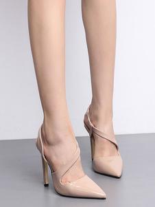 Scarpe con tacchi alti da donna 2020 con tacchi alti a punta