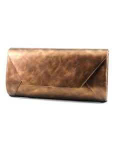 Вечерние сумки для муфт Светлые золотые сумки для женщин PU