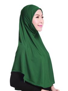 Accessorio per le scarpe casual color hijab per donna