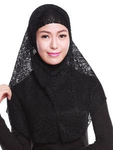 Cachecol de cabeça lenço Hijab muçulmano acessórios de vestuário muçulmano