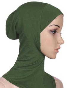 Cachecol de lenço de lenço de acessórios de vestuário muçulmano árabe Hijab cachecol