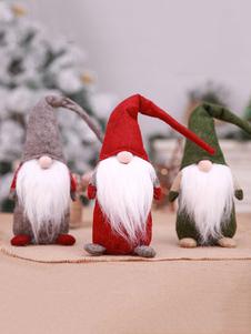 عيد الرعبالسويدية تومي الدمى زينة عيد الميلاد سانتا بيردانداميد كيدز عيد الميلاد السنة الجديدة هدية