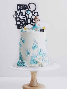 عيد الرعبالطفل كعكة توبر عيد ميلاد الحزب الاوسمه