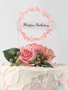 عيد الرعبكعكة القبعات العالية زينة عيد ميلاد سعيد حزب جارلاند