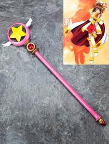Card Captor Sakura Kinomoto Sakura Cosplay Wand Star Wand Halloween
