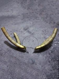 コスプレ雑貨 コスプレ道具 コスプレグッズ 小林さんちのメイドラゴン 髪飾り PVC  ハロウィン