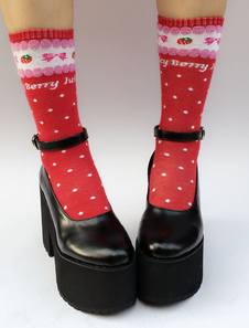 Lolita sapatos para street wear 3.9