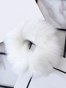 Lolita Copricapo dolce di pelle sintetica finta pelle monocolore
