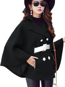 Cappotto poncho da donna