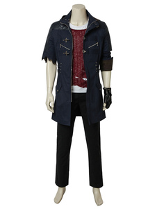 Carnaval Devil May Cry 5 Nero Halloween Cosplay 2020