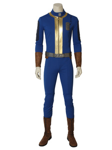 Fallout 76 Video Game Halloween Cosplay Costume Хэллоуин