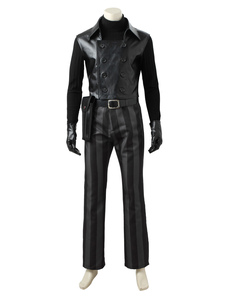 Carnevale Spiderman Noir Eyes Without A Face Marvel Comic Halloween Costume Cosplay