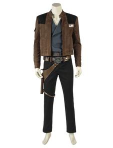 Solo uma história de Star Wars Han Solo Halloween Cosplay