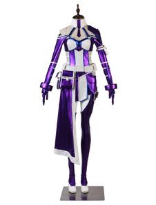 Costume Carnevale Sword Art Online Fatal Bullet Zeliska Costume cosplay di  Costume Carnevale
