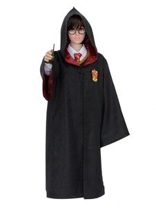 Гарри поттер косплей костюм униформа плащ с капюшоном халат Хэллоуин
