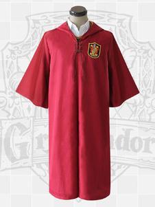 Carnevale Harry Potter Cosplay Costume Robe Cloak Hooded Uniform Halloween