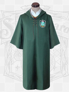 Carnevale Harry Potter Cosplay Costume Robe Cloak Hooded Uniform Halloween