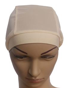 Tubo muçulmano Inner Cap Mulheres Nets Hijab Underscarves