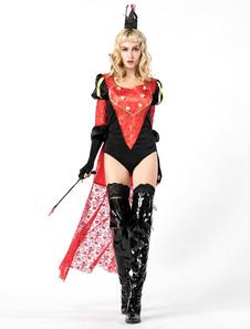 Disfraz Carnaval Disfraz de mago de Halloween para mujer traje de monos sexy Carnaval