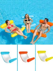 Anillo flotante inflable de la natación 2020 colchón de la piscina de la cama del lecho reclinable de la hamaca del agua