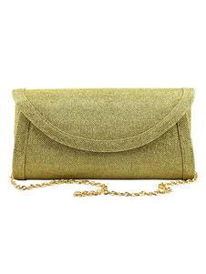 Bolsas de festa Evening Clutch Bags Ocasião Especial Lantejoulas Chain Handbag