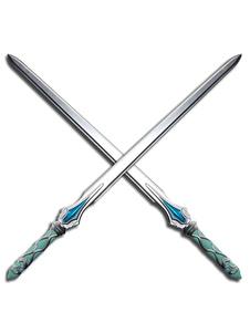 Carnaval Sword Art Online Cosplay arma Yuuki Asuna goma Cosplay espada