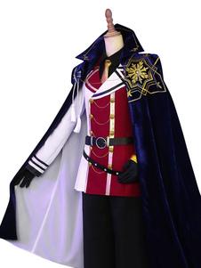 Мой Герой Академия BNHA Косплей Shouto Todoroki Военная форма Fullset Японский Аниме Косплей Костюм