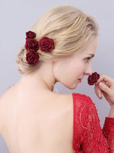 Casco Accesorio de boda Accesorios para el cabello de novia de metal