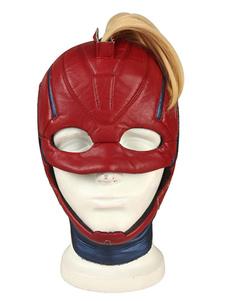 Carnevale Cappello Cosplay Avengers Endgame 4 Captain Marvel Carol Danvers