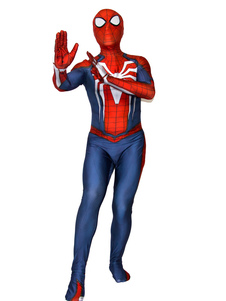 Человек-паук Косплей 3D принт Комбинезон Marvel Comics Косплей