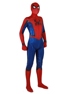 Carnevale Costume cosplay di Spider Man Cosplay Disney Marvel Comics