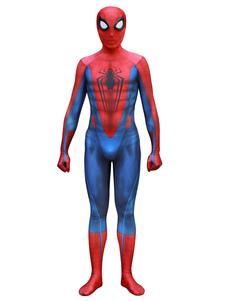 الرجل العنكبوت تأثيري الرجل العنكبوت فيلم أحمر ليكرا دنة بذلة يوتار مارفيل كوميكس