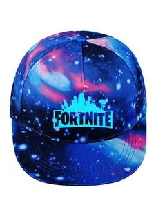 Fortnite تأثيري الأزياء أنيمي القبعات القطن لعبة كاب تأثيري القطط
