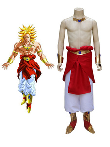 Disfraz Carnaval Dragonball Z Cosplay disfraz legendario Super Saiyan Broli traje Anime Cosplay disfraz Carnaval