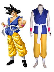 Disfraz Carnaval DragonBallGT Cosplay disfraz Kid Son Goku Kakarotto Outfit Anime Cosplay disfraz Carnaval
