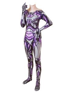 Carnevale Costume cosplay Alita Battle Angel Cosplay