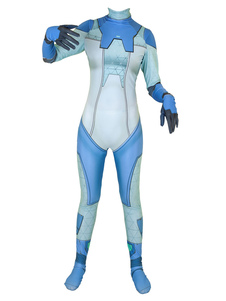 Carnaval Fortnite Cosplay Jumpsuit Adult Game Disfraces de cosplay
