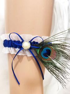 Свадебная Подвязка Sexy Pearls