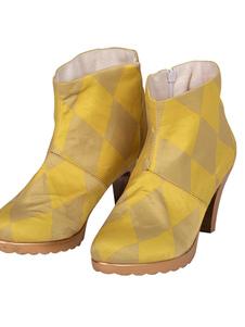 Birds Of Prey Cosplay botas Harley Quinn amarela Cosplay Shoes