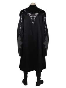 Costume da mantello in cotone byleth Cosplay Emblem di fuoco a tre case