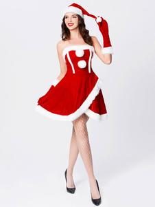 Costume Carnevale Costumi natalizi per donna