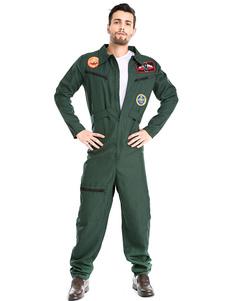 Карнавальные костюмы для летчиков. Мужские костюмы для Хэллоуина.