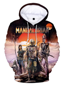 Star Wars cosplay de Star Wars Film Black Top Polyester Top TV Movie Costumes Drama Cosplay
