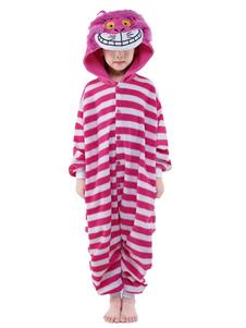 Fantasia de mascote de Natal rosa vermelha macacão sintético  Halloween