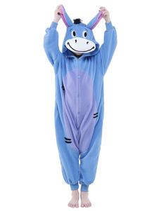 Disfraz Carnaval Traje de la mascota mono Animal sintético multicolor Halloween Carnaval