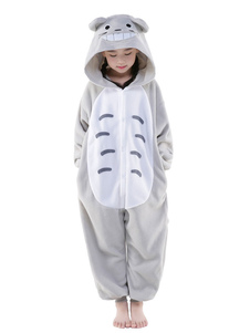 Costume Carnevale Gatto grigio tuta sintetica Mascot Costume