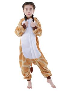 Disfraz Carnaval Traje de la mascota animal mono sintético Halloween Carnaval